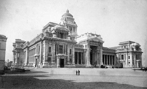 Palais de Justice: immeuble à l'abandon?