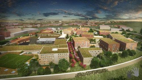 Le projet de prison de Haren : le Collège de la Ville de Bruxelles doit clarifier sa position.