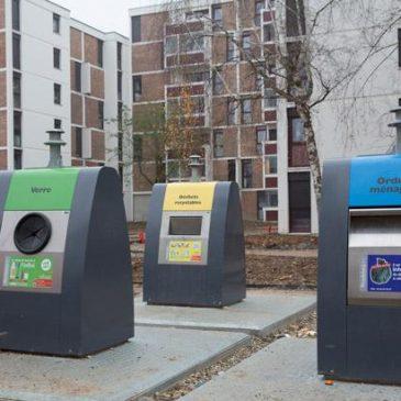 Des systèmes collectifs de tri-recyclage #votenagy70