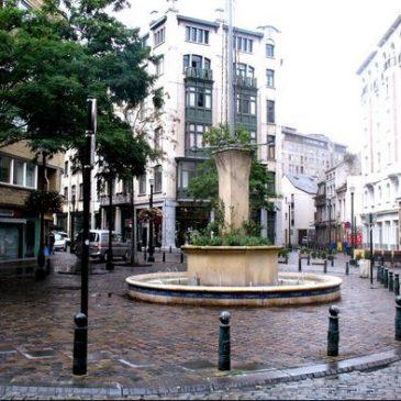 Propositions d'Ecolo-Groen pour réhabiliter la place du Jardin aux Fleurs et en faire un espace public de qualité