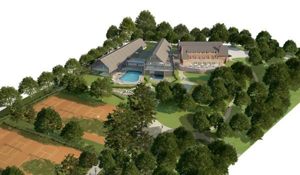 Aspria doit réduire l'ampleur de son projet près de la forêt de Soignes