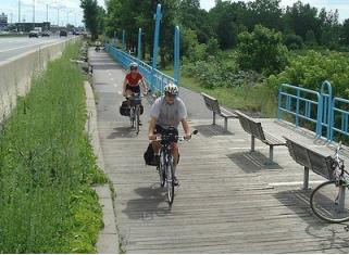 Développer un réseau vert d'itinéraires pour piétons et cyclistes #votenagy70