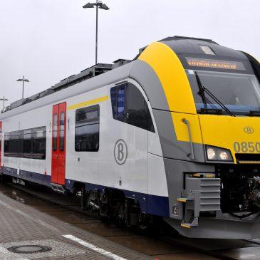 Développer le potentiel du chemin de fer à Bruxelles #votenagy70