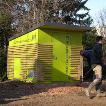 Aménager des toilettes et un point d'eau potable dans les espaces verts #votenagy70