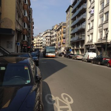La securité de la rue Dansaert passe par le Commissariat de Police