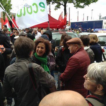 Au Parlement Bruxellois, avec les habitants, à l'écoute [photos 2013-2014]