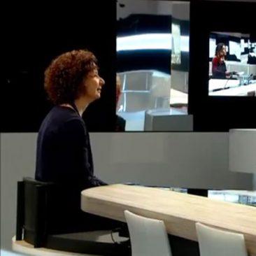Sécurité, mobilité, place du Jeu de Balle, Ecolo, interview de Marie Nagy sur TéléBruxelles [video 23.01.2015]