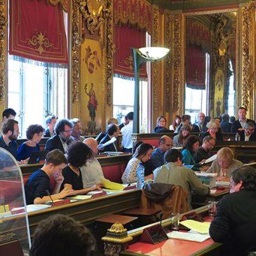 Union locale pour le climat: Bruxelles-Ville propose un plan !