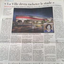 La Ville paye cher le nouveau stade
