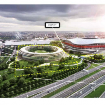 Stade sur le Parking C: la Ville de Bruxelles participe au financement d'un projet concurrent de Neo!