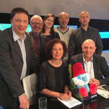 Marie Nagy participe à l'émission les Experts