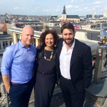 Les conseillers communaux Marie Nagy, Michael François vont former un groupe commun avec DéFI à Bruxelles