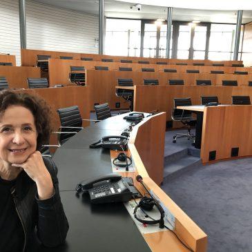 Au service de Bruxelles et de ses habitants au Parlement Bruxellois.